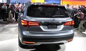 Acura Mdx Colors 2014 2014 Acura Mdx Interior Colors Top Auto Magazine