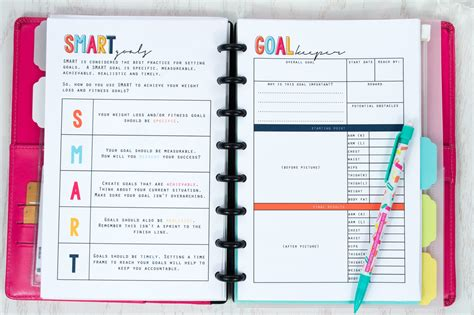 best planners and organizers the top 5 absolute best fitness and weight loss planners