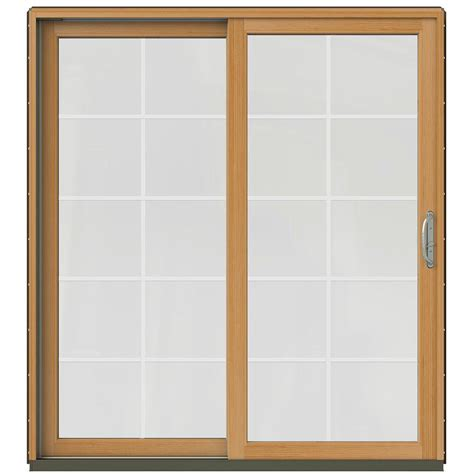 Single Door Patio Doors Exterior Doors The Home Depot Exterior Patio Doors