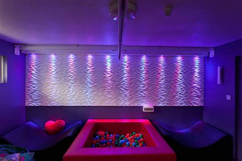 Studio Bathroom Ideas by Sensory Room Boex