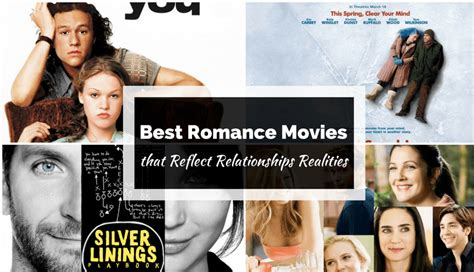 film romance recommended terbaru best romance movies that reflect what a real relationship