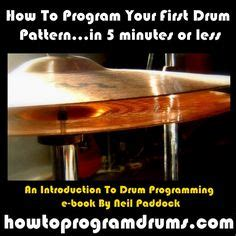 drum pattern book 1000 images about greatest drum machines ever on