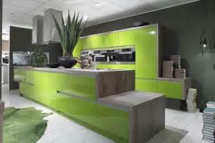 d 233 co cuisine vert pomme