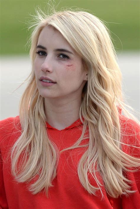 film emma roberts 2015 emma roberts on the set of nerve in new york city may 2015