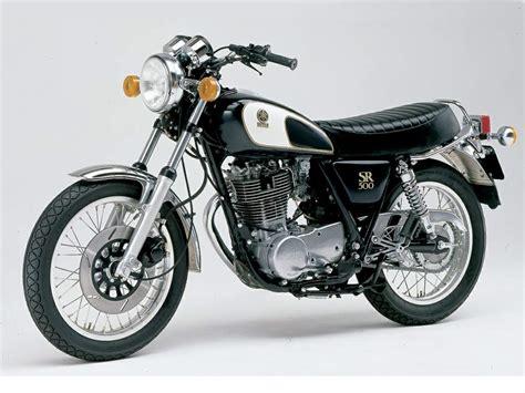Suzuki Sr500 Yamaha Sr500