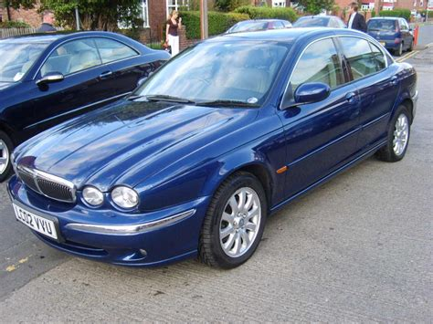 X Type Jaguar 2002 2002 Jaguar X Type Information And Photos Zombiedrive