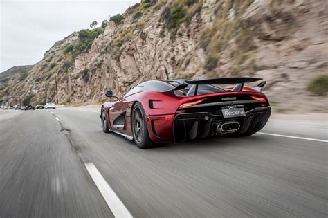 koenigsegg rain first koenigsegg regera fitted with the new aero pack