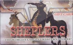Sheplers Gift Card - buy sheplers gift cards raise