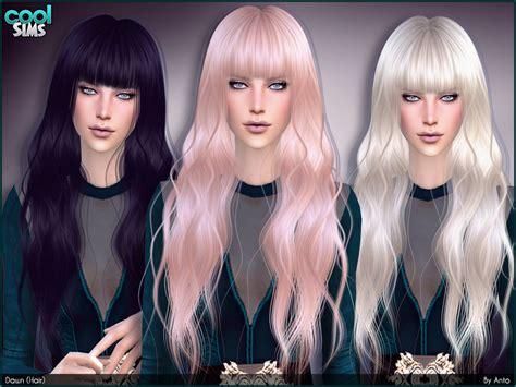 sims 4 longest hair anto dawn hair