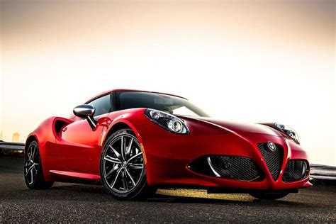 Alfa Romeo 4c America by Alfa Romeo 4c Coupe Being Killed In America Only