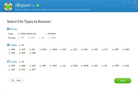 tutorial android data recovery tutorial recover deleted data from android internal memory