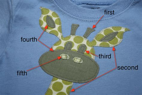 how to sew applique how to applique the ribbon shack