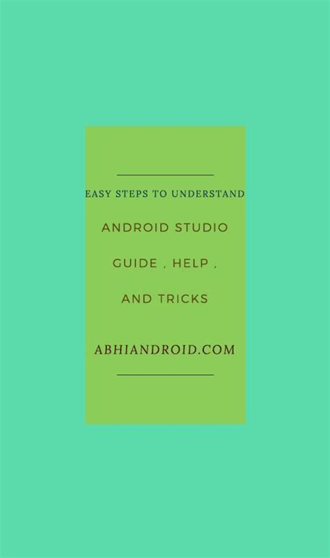 best android development environment 25 best android studio images on android