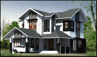4 room house 4bhk keralahouseplanner