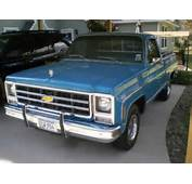 1980 Chevy Custom DeluxeThe Road To The  1947 Present