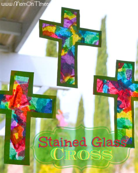 easy religious crafts 30 christian easter crafts do small things with