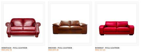 Leather Sofa Malaysia by Leather Sofa Malaysia Grabit Furniture Malaysia