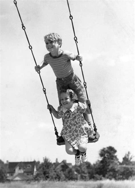 fotos swing las 25 mejores ideas sobre ni 241 os jugando en pinterest
