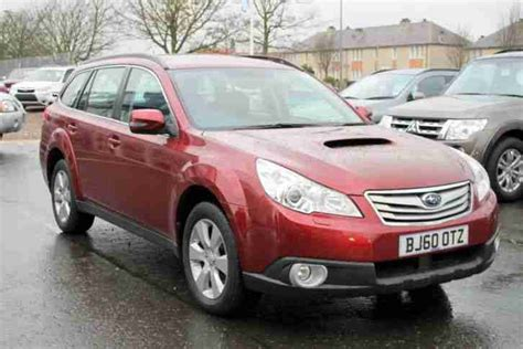 vehicle repair manual 2010 subaru outback seat position control subaru 2010 outback se d includes 3 years free servicing diesel manual