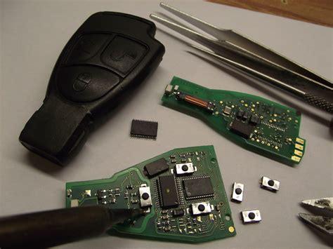 Car Key Remote Repair