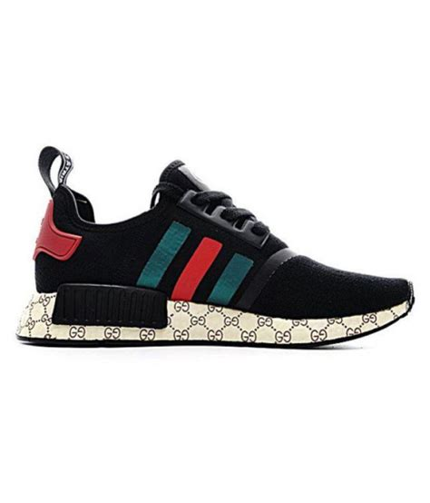 adidas nmd gucci black running shoes buy adidas nmd gucci black running shoes at best