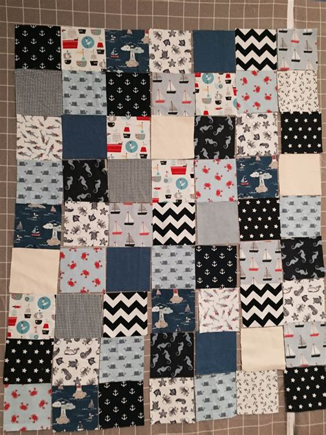Nautical Themed Quilts by Baby Quilt 1 Nautical Theme Hudson Valley Quilts