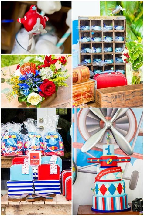 Vintage Air E Party Featured Party A S Party  Ee  Ideas Ee