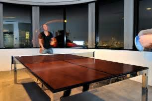 Table Tennis Boardroom Table Cool Ping Pong Table Designs Cool Things Pictures