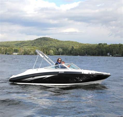 yamaha boats reviews 2012 yamaha sx190 sport boat jet boat boat review