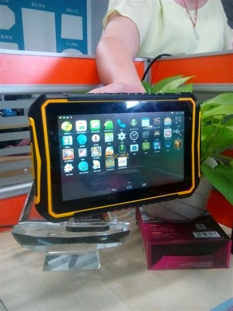 waterproof buat smartphone tab 7 7 quot shockproof rugged android waterproof tablet pc cell