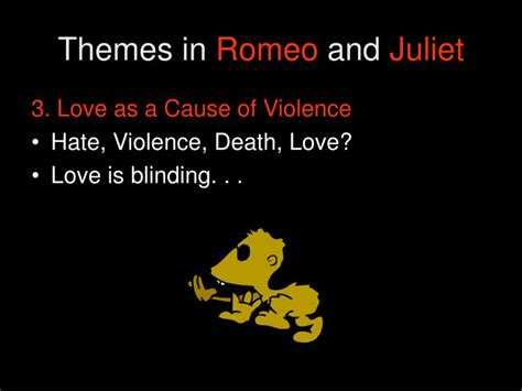 themes used in romeo and juliet ppt romeo and juliet william shakespeare powerpoint