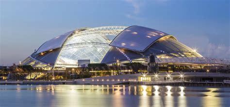 la cupola mondo il nuovo stadio di singapore la cupola pi 249 grande mai