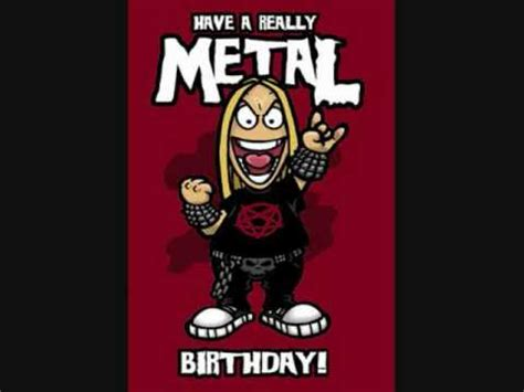 Heavy Metal Birthday Memes - coolest hottest birthday cake ever horns up heavy metal messenger