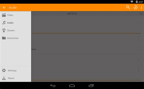 vlc player for android vlc for android android