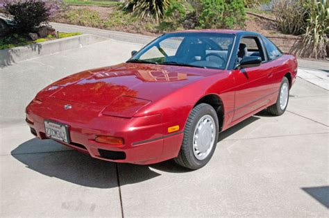 old car manuals online 1992 nissan 240sx windshield wipe control mint condition original nissan 240sx classic nissan 240sx 1992 for sale