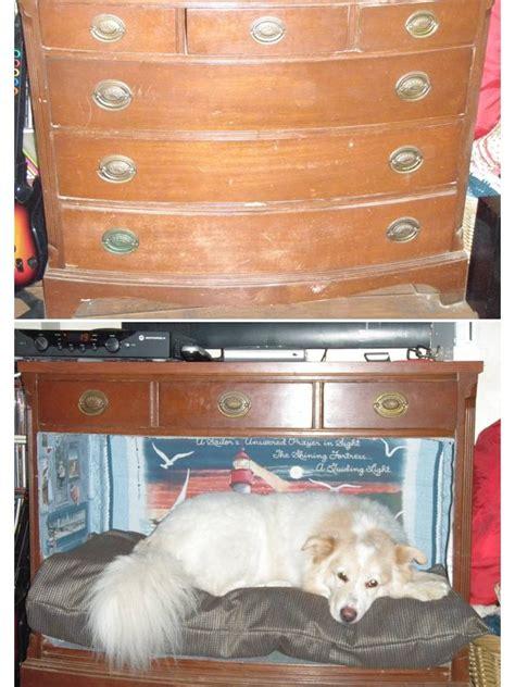 dresser dog bed dresser turned into a dog bed dog beds