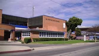 El Rancho El Rancho High School