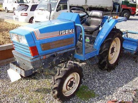 Töff Verkauf by Iseki Ta210f Preis 3 758 Gebrauchte Traktoren