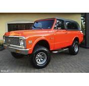 Blaze Orange 72  Awesome K5s Pinterest K5 Blazer