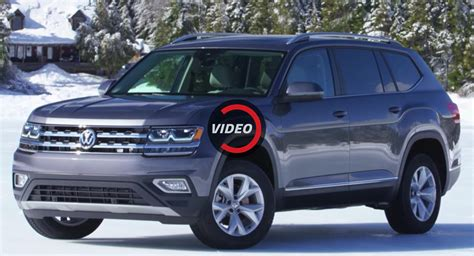 Atlas Vw Review by 2018 Vw Atlas Review Finds It Family Friendly But Is That