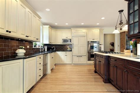 pictures of kitchens traditional two tone kitchen pictures of kitchens traditional two tone kitchen