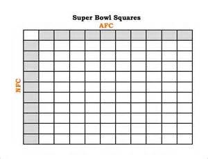 bowl 50 squares template 2015 bowl printable grids autos post