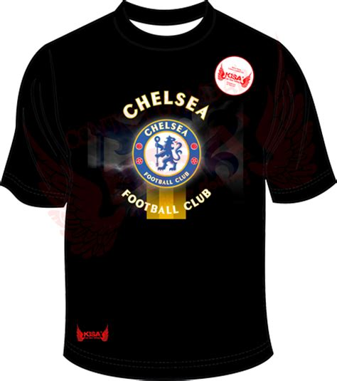 Kaos Bola Tim Kisa Clothing