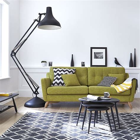 modern green sofa 25 best ideas about green sofa on green