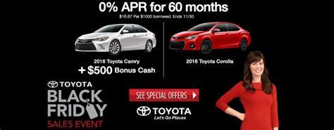 Toyota Black Friday Deals Best Toyota Black Friday Car Sales Enfield Ct