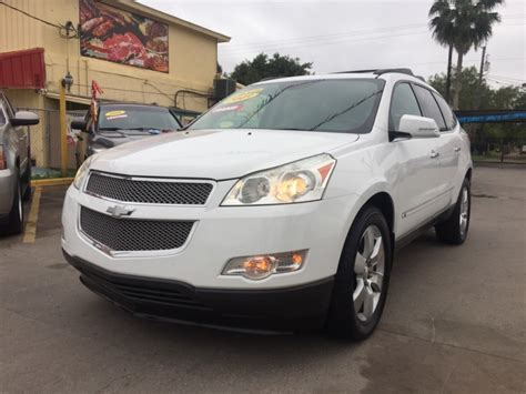2009 chevrolet traverse ltz 2009 chevrolet traverse ltz cars for sale