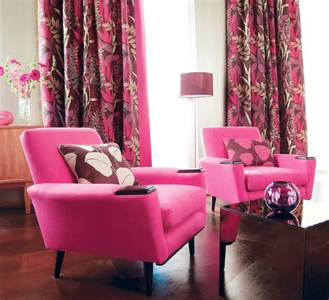 pink room how to cheer the interior with pink accent chair homesfeed