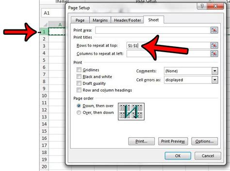 page layout excel greyed out excel 2013 rows to repeat at top grayed out freeze panes