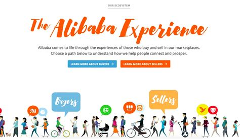 alibaba what is it alibaba launches portal to introduce its business to the world