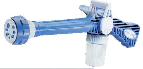 Ez Jet Water Cannon Connectors tv ez jet water cannon nozzle pressure cleaning 8 function